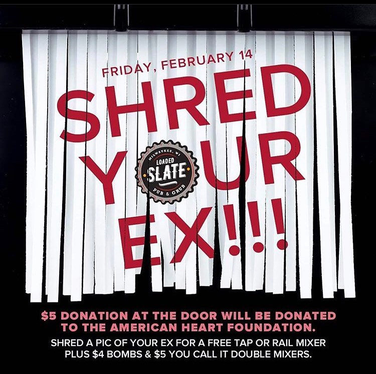 shred your ex online advertising for singles